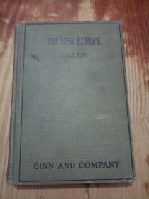 THE NEW EUROPE(新欧洲 英文版)