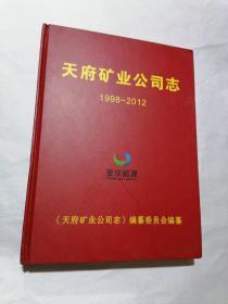 夫府矿业公司志(1998-2012)