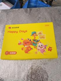 瓜瓜龙英语 Happy Days
