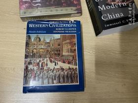 Western Civilizations 《西方文明》,西方著名教材,董桥说看过,插图很多,重约2公斤
