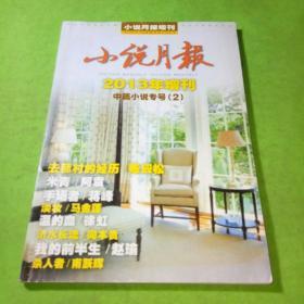 小说月报2013年增刊