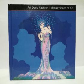 【Masterpieces of Art】装饰艺术时尚Art Deco Fashion