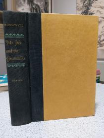 1970年,英文原版,精装带书衣,毛边初版本小说,mr.Jack and the greenstalks