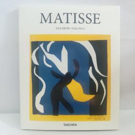 Matisse. Cut-outs 亨利马蒂斯