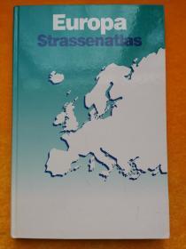 Europa strassenatlas
