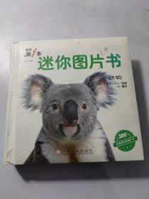 我的第1本迷你图片书 动物