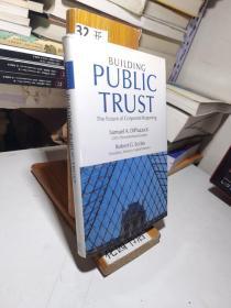 Building Public Trust: The Future of Corporate Reporting[公司报告的未来:建立公民信托]