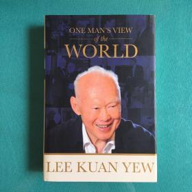 ONE MAN'S VIEW OF THE WORLD(塑封95品后图发货)