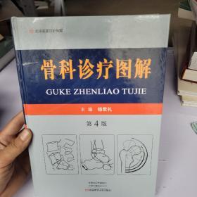 骨科精品系列:骨科诊疗图解(第三版)