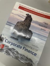 Fundamentals of Corporate Finance(12e)