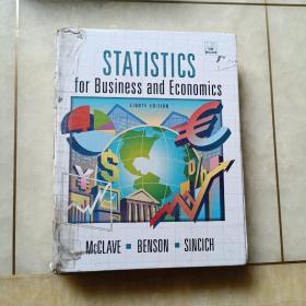 Statistics FOR BUSINESS AND ECONOMICS Eighth Edition 商业和经济统计第八版