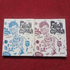 FASHION ILLUSTRATION (1、2VOL)(英文原版)