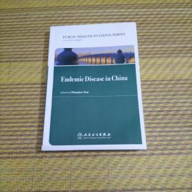 中国公共卫生:地方病防治实践(英文版)