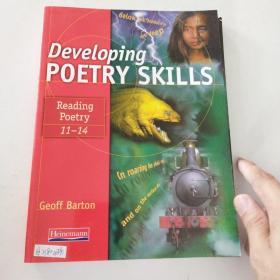 【外文原版】 Developing Poetry Skills: Reading Poetry 11-14 培养诗歌技能:阅读诗歌11-14