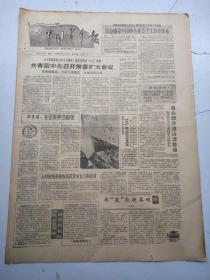 中国青年报1991年1月25日共4版