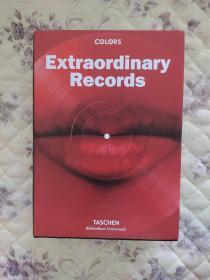 extraordinary records非凡的唱片封面