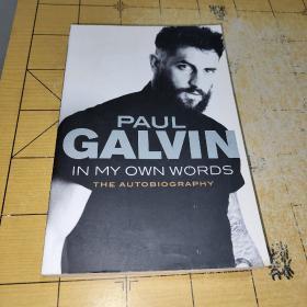 PAULGALVIN  INMYOWNWORDS THEAUTOBIOGRAPHY