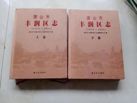 唐山市丰润区志(上下)1978~2005