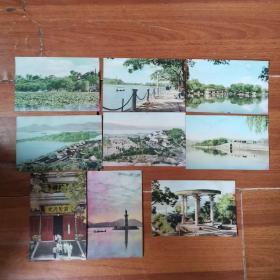 风景卡片(9张)