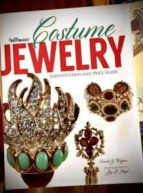 欧洲珠宝 古董珠宝 服饰珠宝 Warman's Costume Jewelry
