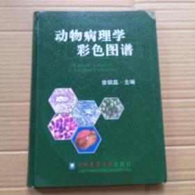 动物病理学彩色图谱(精装)