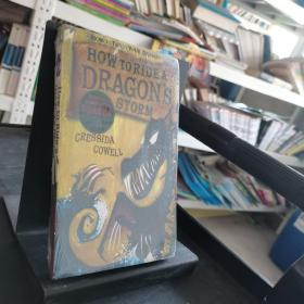 HowToTrainYourDragon:HowtoRideaDragon'sStorm驯龙高手系列
