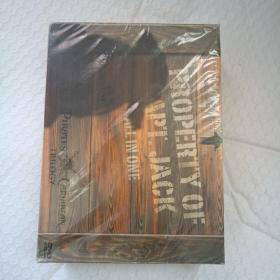 加勒比海盗 三部 DVD