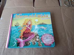 Mermaid World   Stencil Book(精装本)