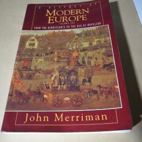 A History of Modern Europe:From the Renaissance to the Age of Napoleon(现代欧洲史)英文版