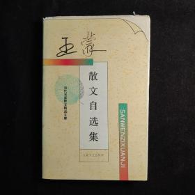 王蒙散文自选集