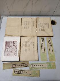 民国原版 中国文学珍本丛书第一集 007 金瓶梅词话 上海杂志公司 笑笑生 1935年版