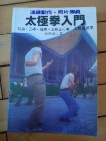 中国拳法《太极拳入门》