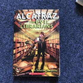 英文原版:Alcatraz Versus the Evil Librarians(恶魔岛与邪恶的图书管理员)