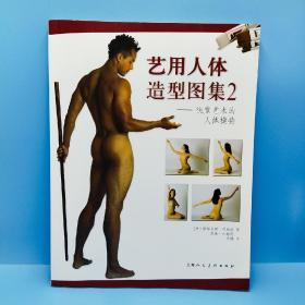 艺用人体造型图集2:视觉艺术的人体模特