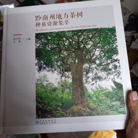 黔南州地方茶树种质资源集萃