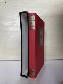 Lord Byron   folio出版,有书匣