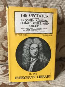 The Spectator by Joseph Addison, Richard Steele and Others volume I -- 《旁观者文选》卷一