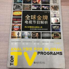 全球金牌电视节目解析