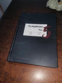 Symphony No5 (限时狂想 肖战,王一博画册)