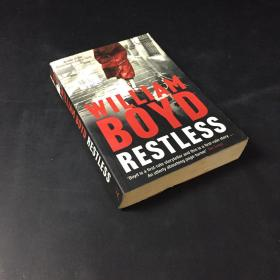 RESTLESS(永无宁日)