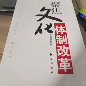 聚集文化体制改革