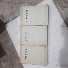 中国哲学史  1_3册
