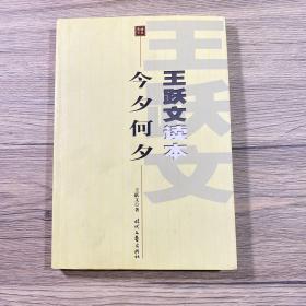王跃文读本·今夕何夕