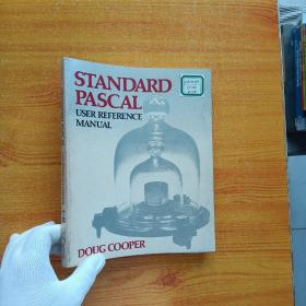 STANDARD PASCAL USER REFERENCE MANUAL  16开【内页干净】