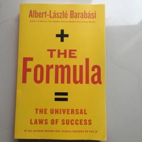 巴拉巴西成功定律 英文原版 成败背后的科学 巴拉巴西 Albert-Laszlo Baraba 网络科学研究揭示 成功的五大普适定律
