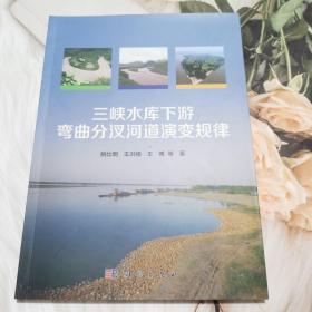 三峡水库下游弯曲分汊河道演变规律