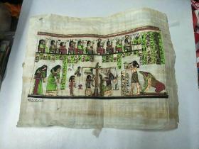 埃及莎草画