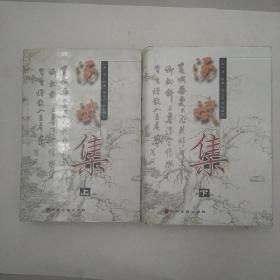 汤斌集(全两册)