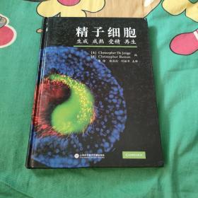 精子细胞:生成 成熟 受精 再生