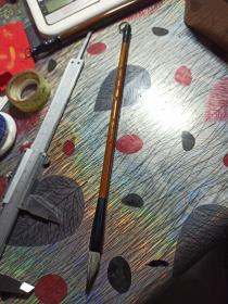 善琏湖笔,78十年代的。兼毫书画二